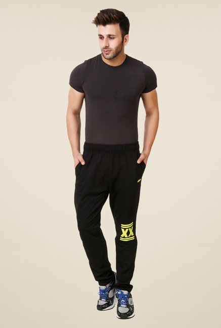 Spunk Black Spunky Trackpants