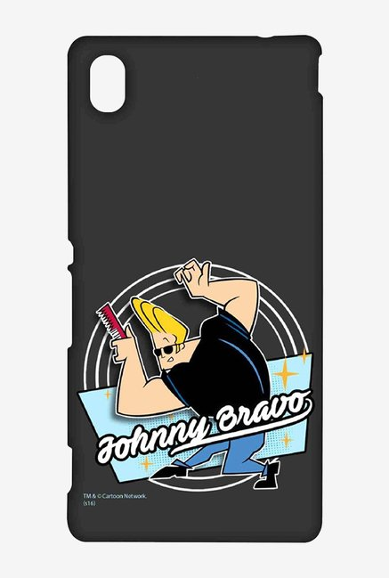 Johnny Bravo Old School Case for Sony Xperia M4