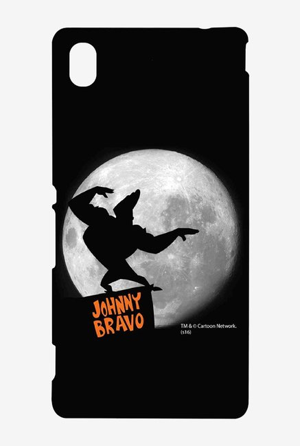 Johnny Bravo On The Moon Case for Sony Xperia M4