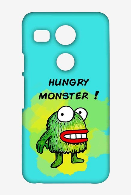 Kritzels Hungry Monster Case for LG Nexus 5X