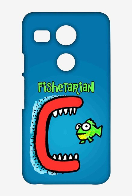 Kritzels Fishetarian Case for LG Nexus 5X