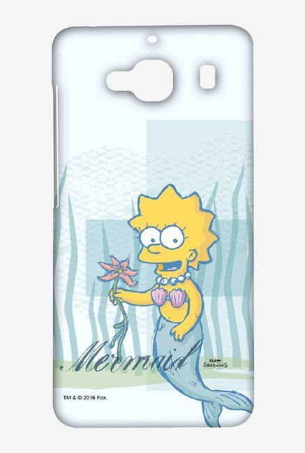 Simpsons Mermaid Case for Xiaomi Redmi 2