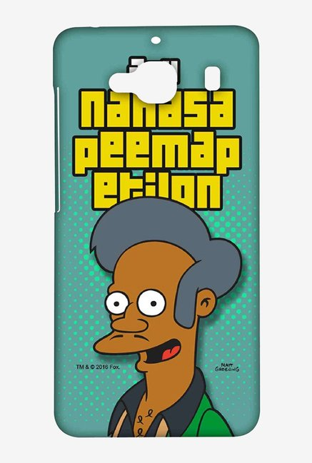 Simpsons Apu Case for Xiaomi Redmi 2 Prime
