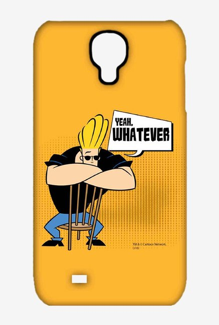 Johnny Bravo Yeah Whatever Case for Samsung S4