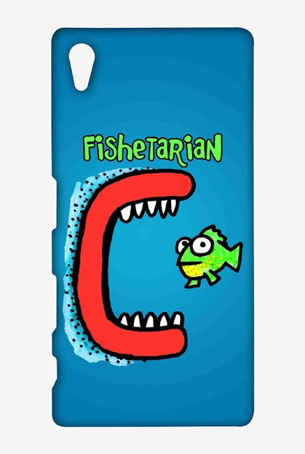 Kritzels Fishetarian Case for Sony Xperia Z5
