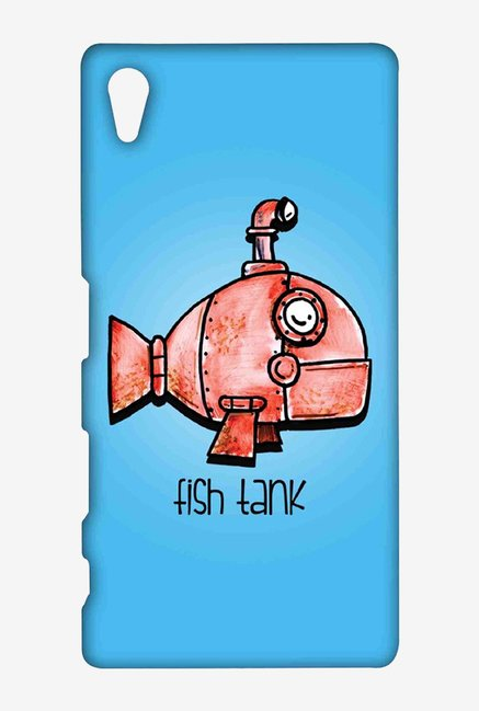Kritzels Fish Tank Case for Sony Xperia Z5