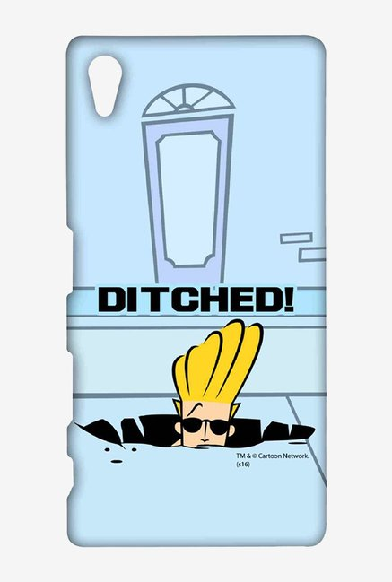 Johnny Bravo Ditched Case for Sony Xperia Z5