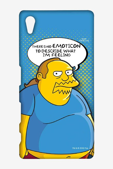 Simpsons Comic Guy Case for Sony Xperia Z5