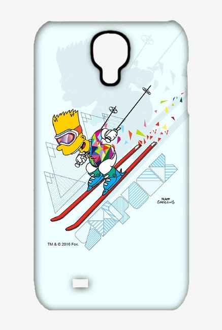 Simpsons Ski Punk Case for Samsung S4