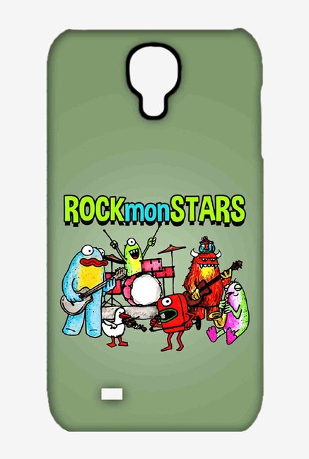 Kritzels Rockmonstars Case for Samsung S4