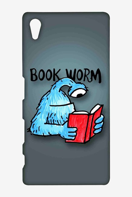 Kritzels Book Worm Case for Sony Xperia Z5