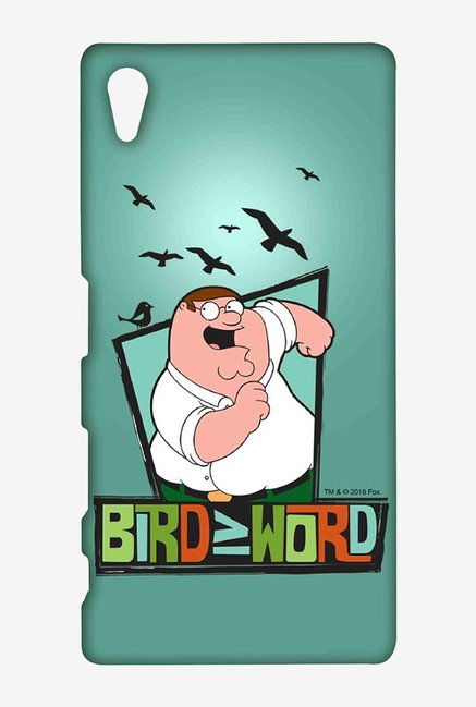 Family Guy Bird Word Case for Sony Xperia Z5