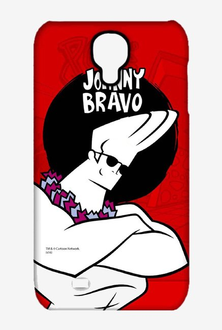 Johnny Bravo Hawaii Case for Samsung S4