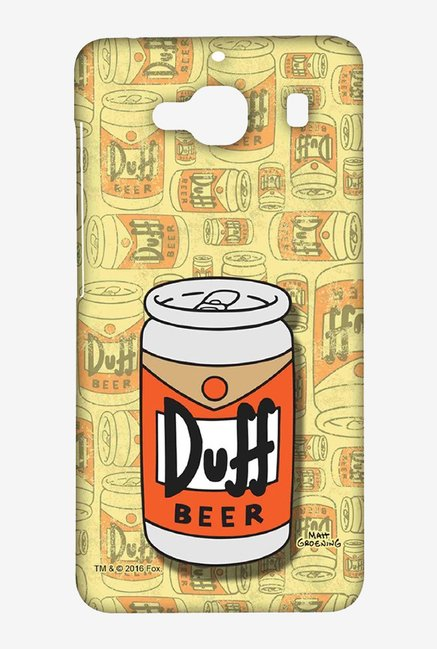 Simpsons Duff Beer Case for Xiaomi Redmi 2