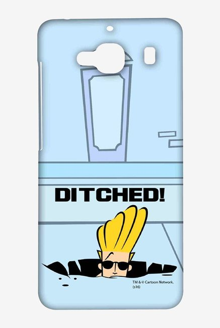Johnny Bravo Ditched Case for Xiaomi Redmi 2