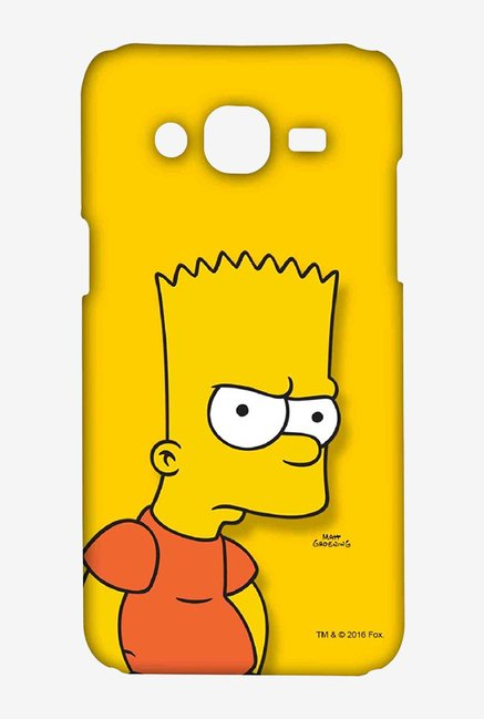 Bart Simpson Case for Samsung On7