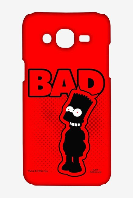 Simpsons Bad Case for Samsung On7