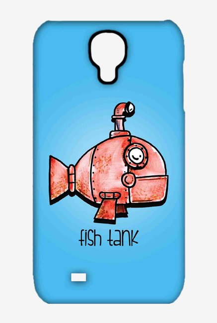 Kritzels Fish Tank Case for Samsung S4