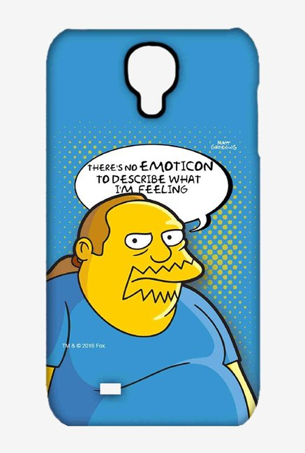 Simpsons Comic Guy Case for Samsung S4