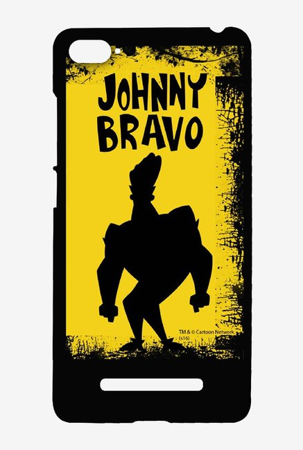 Johnny Bravo Yellow Grunge Case for Xiaomi Mi4i