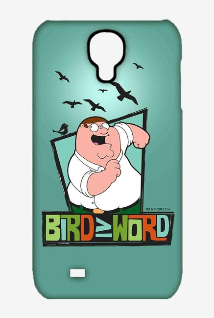 Family Guy Bird Word Case for Samsung S4