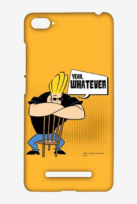 Johnny Bravo Yeah Whatever Case for Xiaomi Mi4i