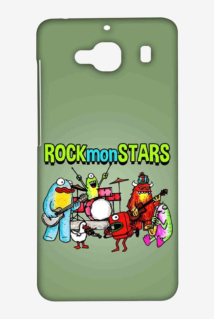 Kritzels Rockmonstars Case for Xiaomi Redmi 2 Prime