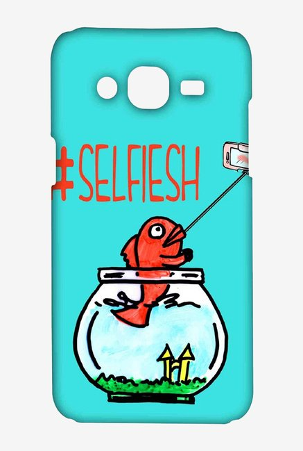 Kritzels Selfiesh Case for Samsung On7