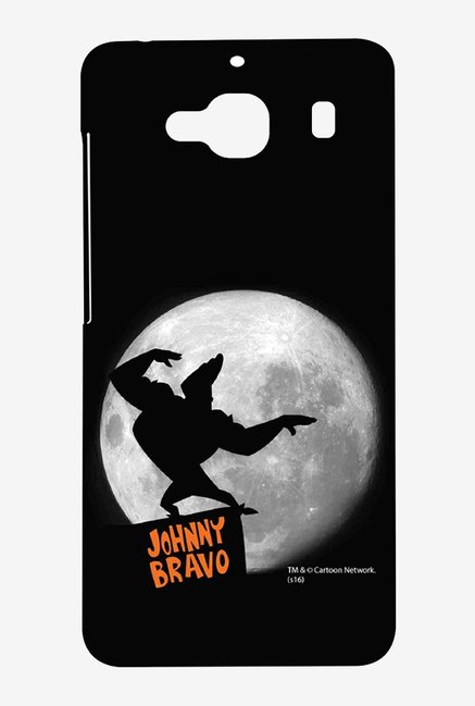 Johnny Bravo On The Moon Case for Xiaomi Redmi 2 Prime