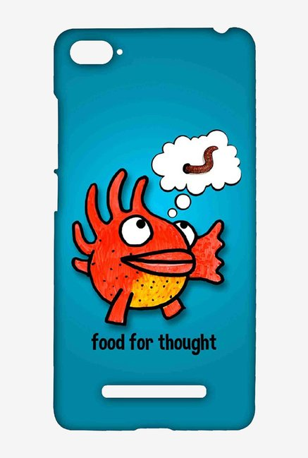 Kritzels Food For Thought Case for Xiaomi Mi4i