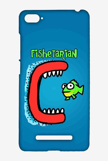 Kritzels Fishetarian Case for Xiaomi Mi4i
