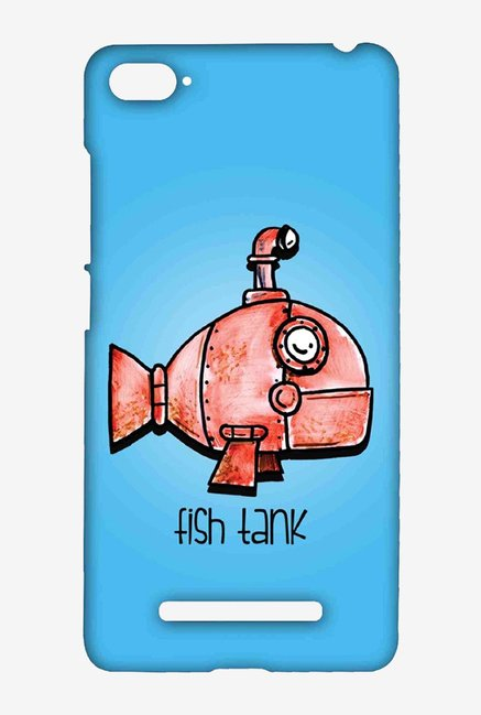 Kritzels Fish Tank Case for Xiaomi Mi4i