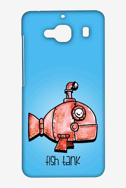 Kritzels Fish Tank Case for Xiaomi Redmi 2 Prime