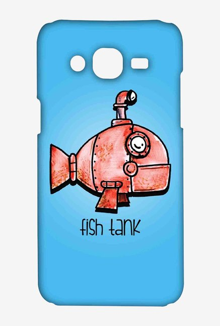 Kritzels Fish Tank Case for Samsung On7