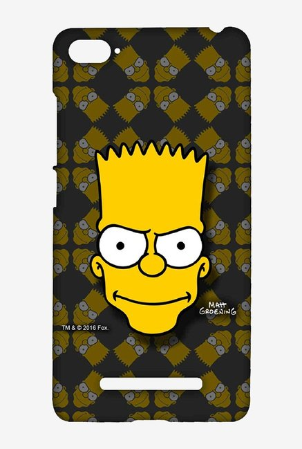 Simpsons Bartface Case for Xiaomi Mi4i