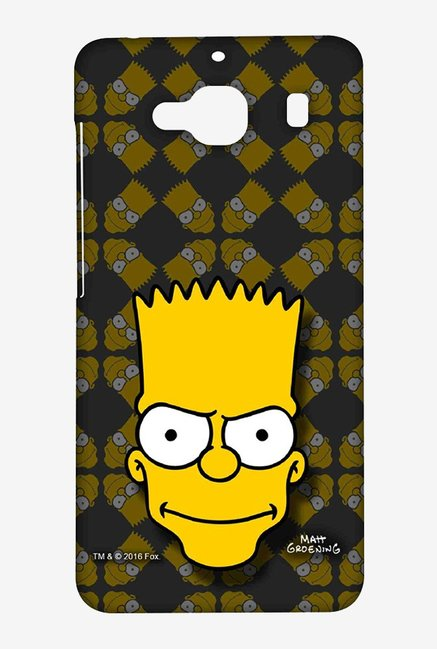 Simpsons Bartface Case for Xiaomi Redmi 2 Prime