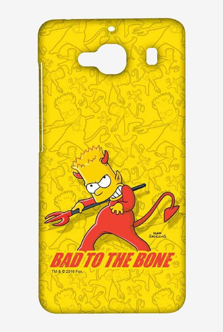 Simpsons Bad To The Bone Case for Xiaomi Redmi 2 Prime