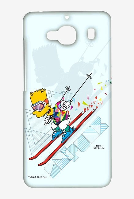 Simpsons Ski Punk Case for Xiaomi Redmi 2