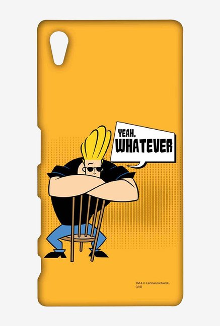 Johnny Bravo Yeah Whatever Case for Sony Xperia Z5