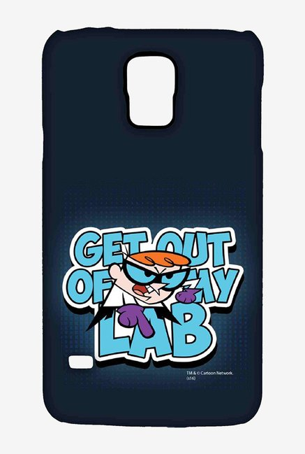 Dexter Get Out Of My Lab Case for Samsung S5