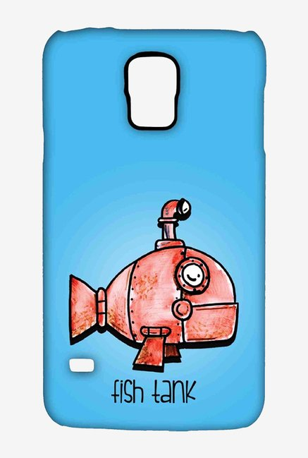 Kritzels Fish Tank Case for Samsung S5