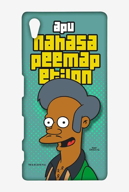 Simpsons Apu Case for Sony Xperia Z5