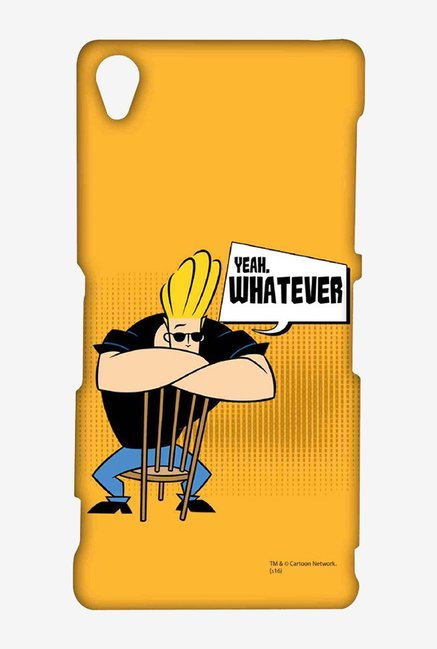 Johnny Bravo Yeah Whatever Case for Sony Xperia Z3