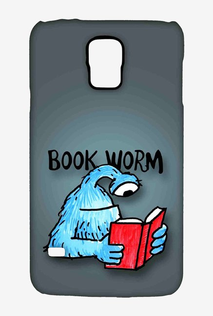 Kritzels Book Worm Case for Samsung S5