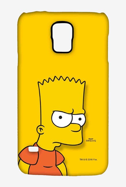 Bart Simpson Case for Samsung S5