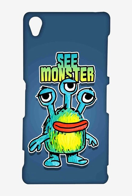 Kritzels See Monster Case for Sony Xperia Z3