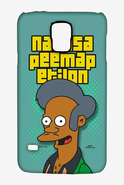 Simpsons Apu Case for Samsung S5