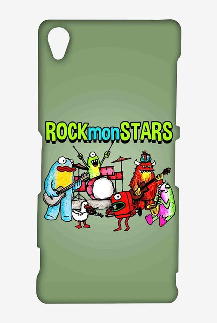 Kritzels Rockmonstars Case for Sony Xperia Z3
