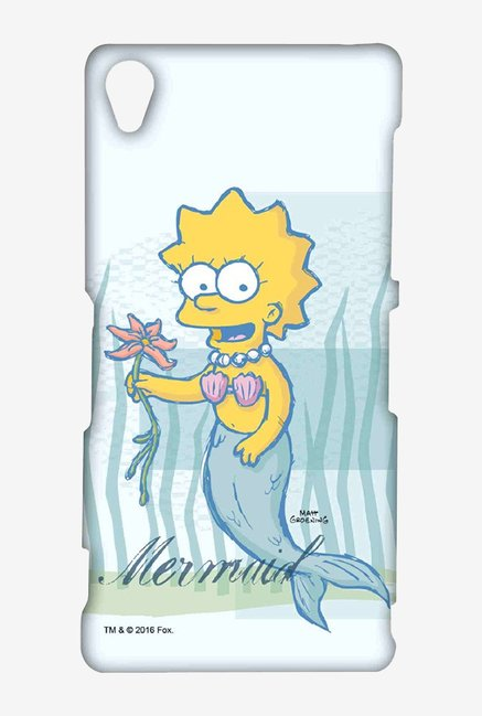 Simpsons Mermaid Case for Sony Xperia Z3