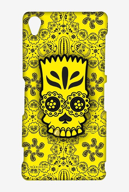 Simpsons Celtic Bart Case for Sony Xperia Z3